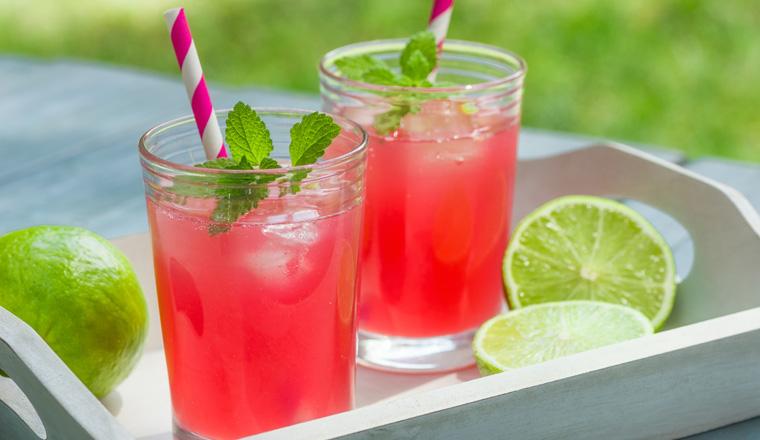 Softdrinks sind nicht gesund für den Körper