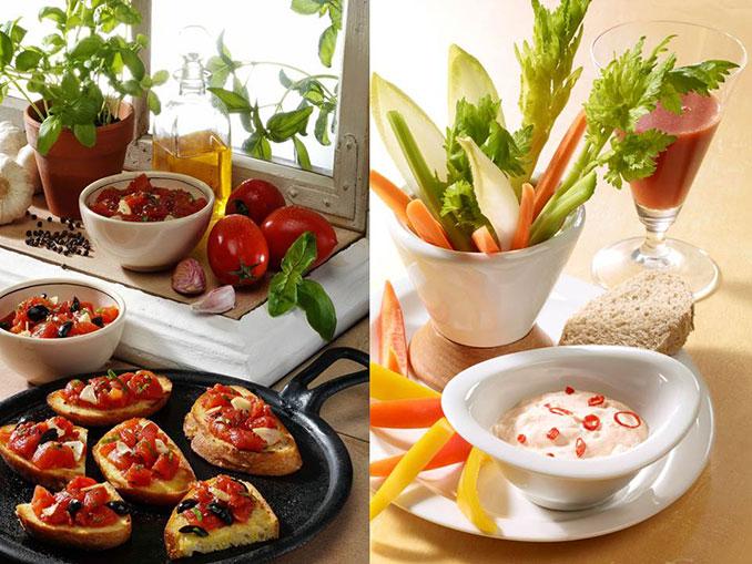 Vegetarische Sommerküche Rezepte : Sommer rezepte und coole gesunde leckere speisen für heiße sommertage