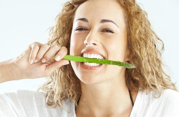 Spargel macht schön, schmeckt gut und ist gesund