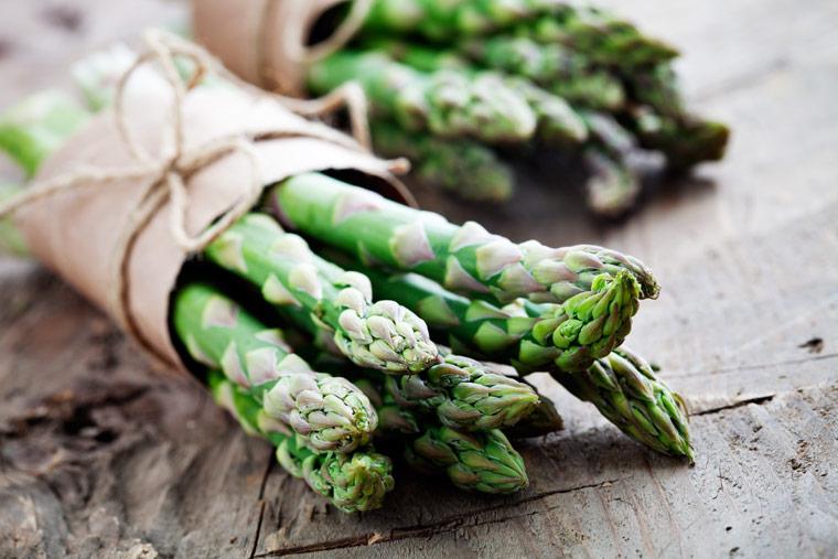 Köstliche Rezepte für den Frühling: Bio-Frühlingsküche mit Spargel