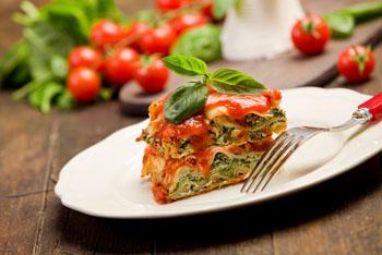 Spinat_Lasagne