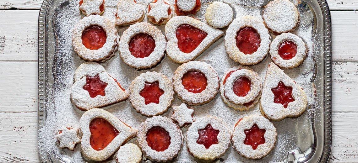 Rezept: Leckere Spitzbuben Kekse backen und genießen