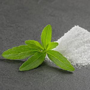 Stevia ist ein natürliches Süßungsmittel