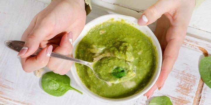 Suppe zum Frühstück - der leichte Start in den Tag