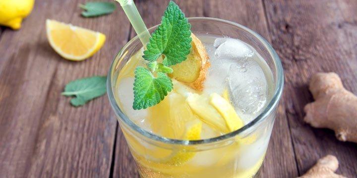 Trend-Getränk Switchel: Ingwer-Essig-Limonade Rezept