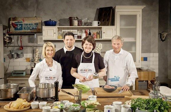 Schulwettbewerb Klasse, Kochen!: Gesunde Ernährung und Freude am Kochen mit Tim Mälzer