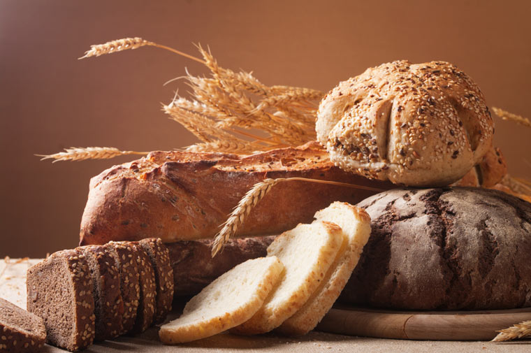 Trockenes Brot lecker verwerten