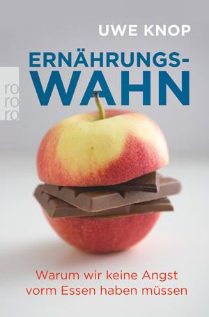 Buch von Uwe Knop: Ernährungswahn