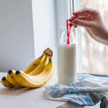 So stellst du in einer Minute gesunde Milch her!