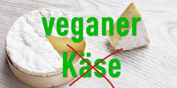 Veganer Käse darf nicht mehr als Käse bezeichnet werden