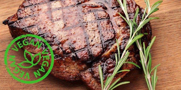 Erstes rein pflanzliches Steak bei Tesco erhältlich