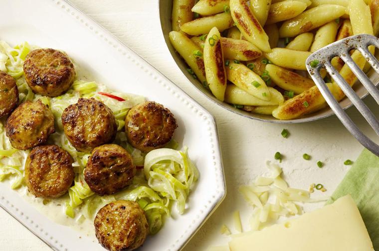 Nachfrage nach vegetarischen Alternativen wird weiter steigen