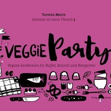 Köstliche Rezepte für die vegane Party
