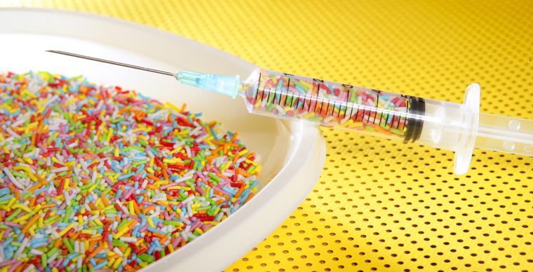 Dass Zucker ungesund ist, wissen wir alle