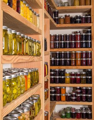Vorratskeller Richtig Anlegen Lebensmittel Einlagern