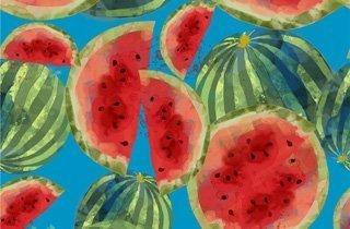 Vier leckere Rezepte mit Wassermelonen Rinde