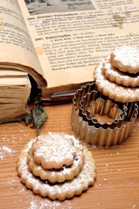 Alte Weihnachtsplätzchen Rezepte.Weihnachten Traditionelle Plätzchen Rezepte