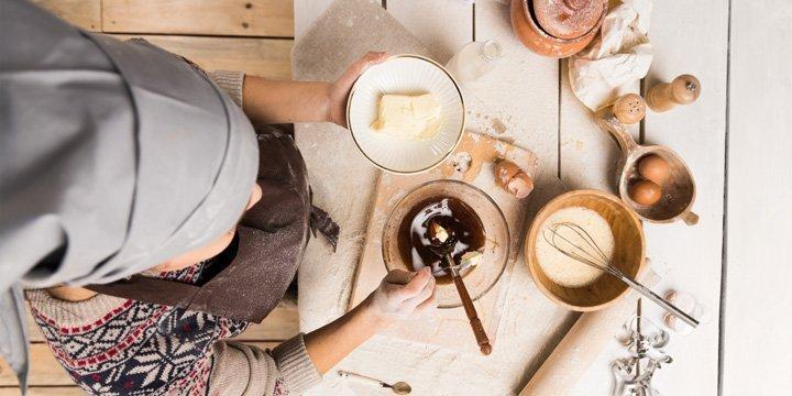 Leckere Rezepte: Spitzbuben und Stollen backen mit Emmerkorn