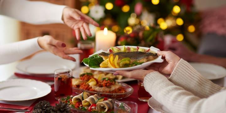 Weihnachtsessen mit Fisch: Rezepte für ein 3-Gänge-Menü