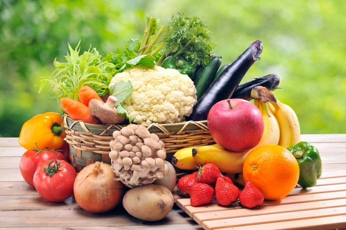 Eine vegane Ernährung ist rein pflanzlich. © marucyan/iStock/Thinkstock