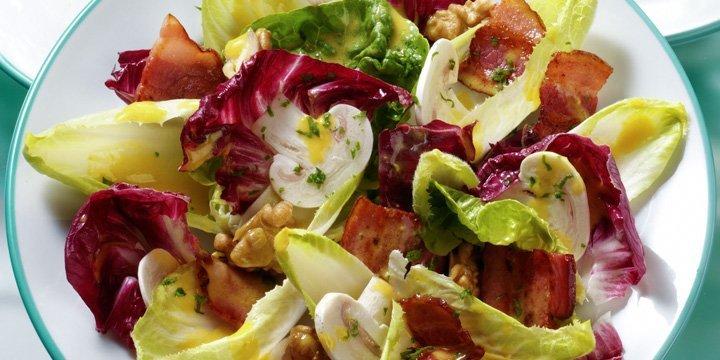 Leckere und gesunde Winter-Salate