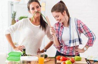 Endlich ein Durchblick: Veganer, Frutarier und Co.