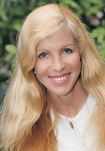 Barbara Simonsohn - Autorin des Ratgebers zum Thema Chia