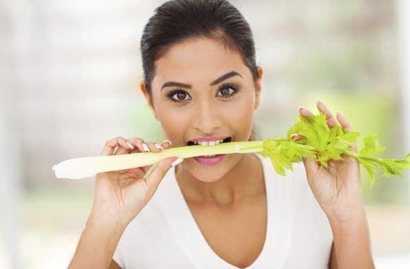 Die Top 15 der basischen Lebensmittel