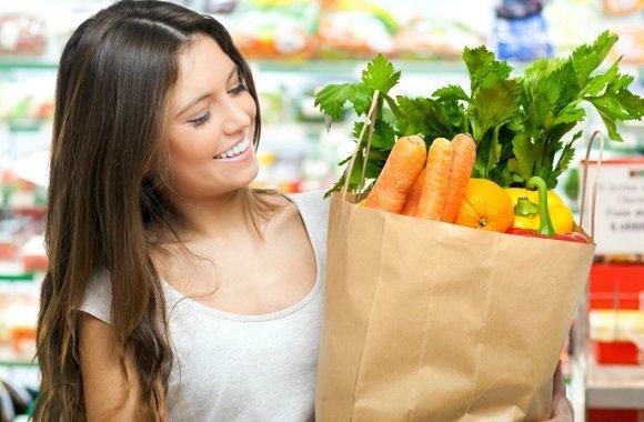 Gesund leben und dabei Abnehmen durch Basische Ernährung