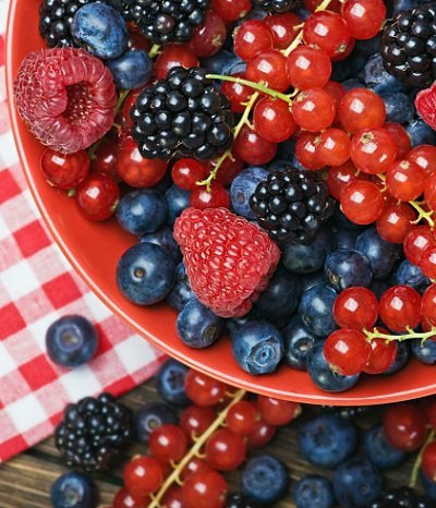 Leckeres mit Beeren & Kirschen