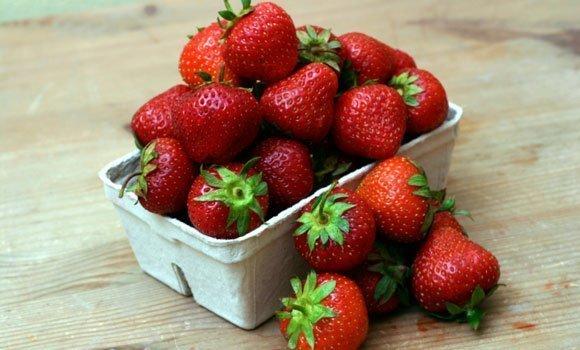 Erdbeere und andere Früchtchen: Jetzt beginnt die Beeren-Zeit