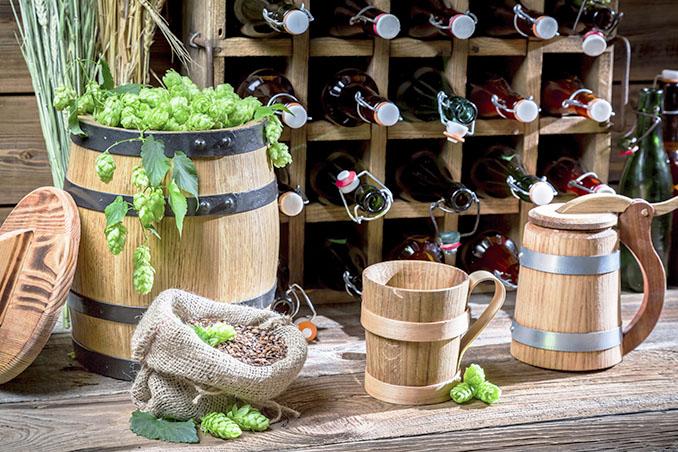 Das eigene Bier im Keller. Trendige Tradition oder mehr? © Shaiith (iStock / thinkstock)