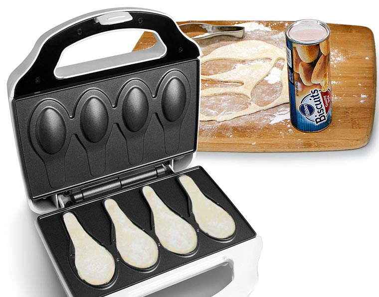 Edible Spoon Maker bald erhältlich