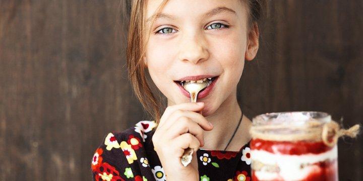 Gesunde Ernährung für die Extraportion Power