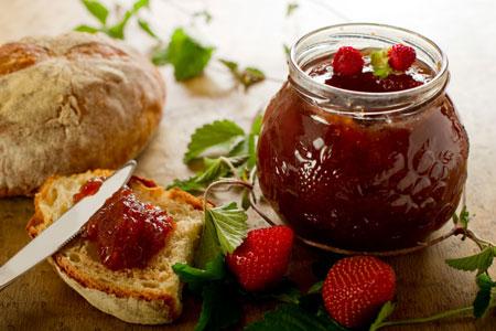 Rezept: Rhababer-Erdbeer-Konfitüre