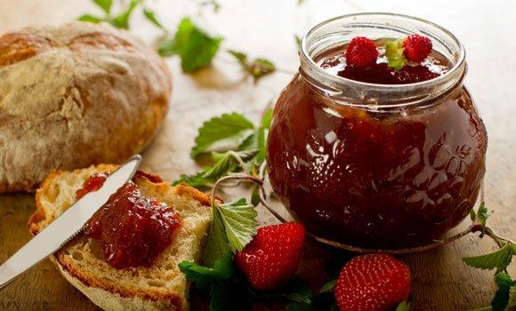 Rhabarber-Erdbeer-Konfitüre: So einfach wie genial