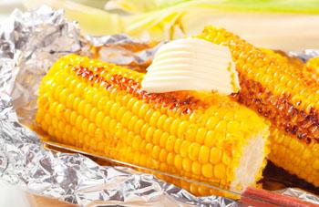 Mais ist nicht die einzige Möglichkeit vegetarisch und lecker zu grillen