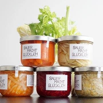 Einfach Gemüse selber fermentieren