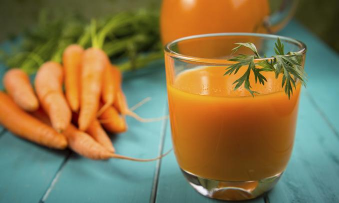 gesunde Vitamindrinks helfen unser Immunsystem zu stärken © thinkstock