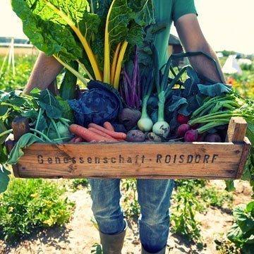 Nimm die Zukunft deiner Lebensmittel in die Hand