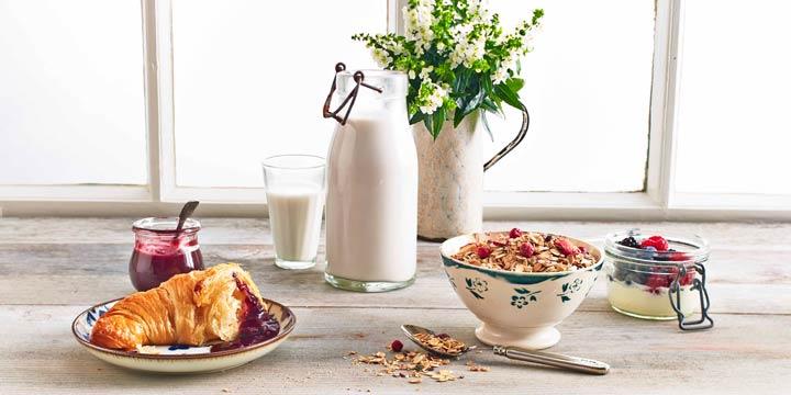 Fit & Vital: Ideen für ein natürliches und gesundes Frühstück