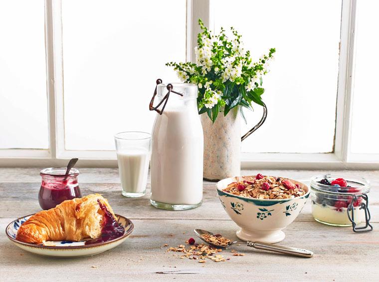 Natürliches und gesundes Frühstück: Die besten Ideen für ein natürliches und gesundes Frühstück