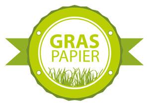 Graspapier Siegel