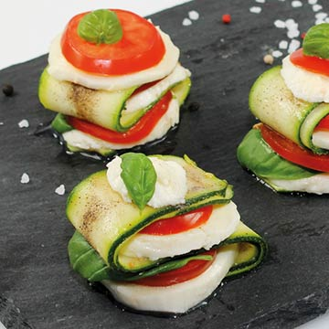 Leckere Grillalternativen aus Käse