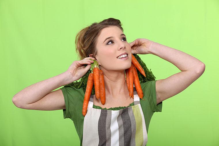 Warum eine vegetarische Ernährung sinnvoll ist
