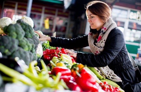 Ökologische Wochenmärkte rund um Hamburg: Regional und Bio