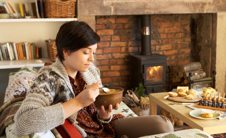 Wenn man an nasskalten Tagen nach Hause kommt, wärmt nichts so sehr wie deftiges Essen.