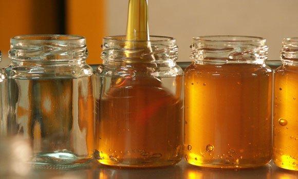 Individuelle Kreationen aus Honig