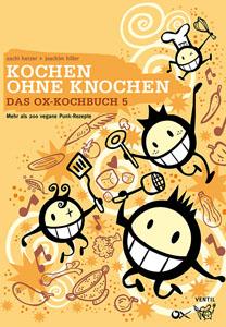 Kochen ohne Knochen - Das Ox-Kochbuch 5