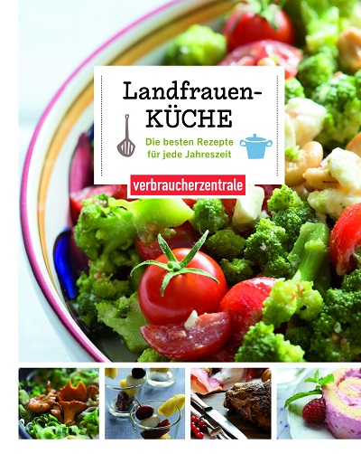 Ein tolles Kochbuch mit vielen Ideen ©Verbraucherzentrale NRW
